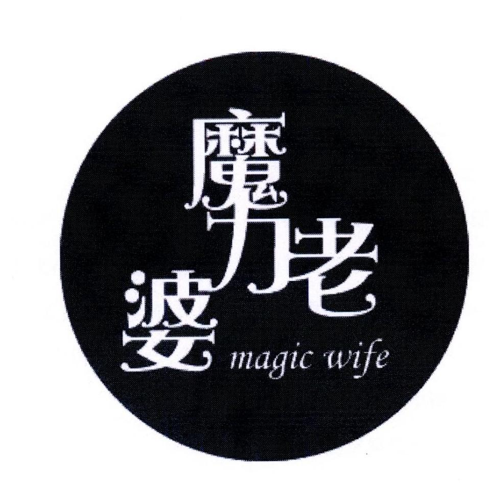 魔力老婆 MAGIC WIFE